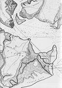 Charleston Harbor in 1776.jpg