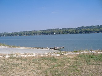 Charlestown State Park - Image: Charlestown State Park Landing