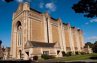 Charterhouse School - The Memorial Chapel