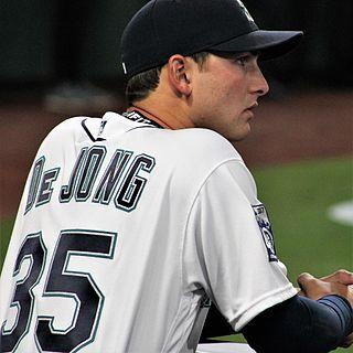 Chase De Jong American professional baseball pitcher
