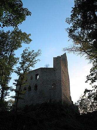 1250s in architecture - Image: Chateau du Spesbourg
