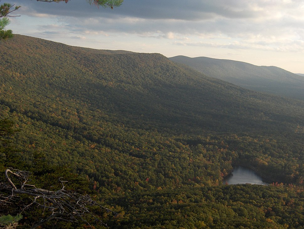 Cheaha Lake in the Fall
