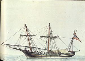 Xebec - Greek-Ottoman xebec