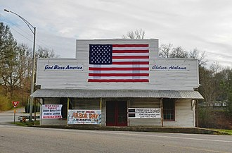 Chelsea, Alabama - Image: Chelsea, Alabama