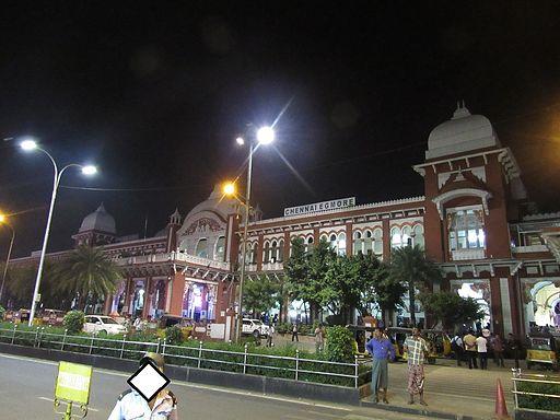 Pics @ Chennai Egmore Railway Station