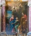 Chiesa della Visitazione pala Visitazione Marcantonio Franceschini Salò.jpg