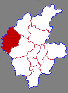 Pingyi County County in Shandong, Peoples Republic of China