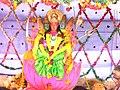 Chinalingala Dussera 2007 Sri Gayathri devi Alamkaram.jpg