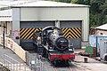Chiurston - 7827 outside the workshop.JPG