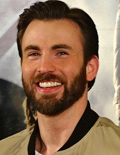 Chris Evans (actor) American actor