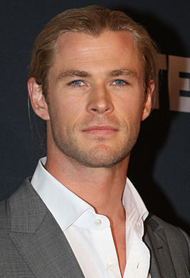 Hemsworth in februari 2013