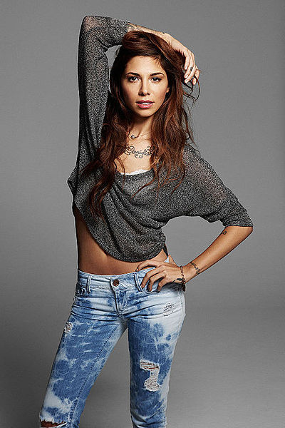 Picture of a band or musician: Christina Perri