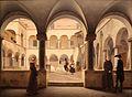 Christoffer Wilhelm Eckersberg - Il chiostro grande di Santa Maria in Ara Coeli-IMG 6959.JPG