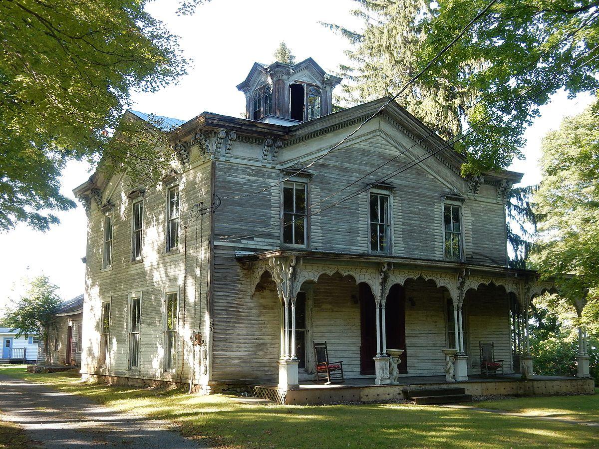 Christopher Willis House - Wikipedia