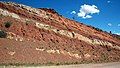 Chugwater Formation (Upper Triassic; Red Hill, Seminoe Mountains, Wyoming, USA) 1.jpg