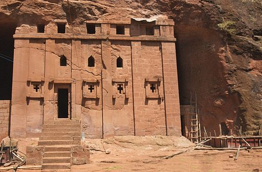 Church of Bet Abba Libanos, Lalibela, Ethiopia (3328424359)