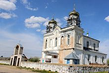 Church of Saint John Precursor in Haviazna-Vishniavets 04.JPG
