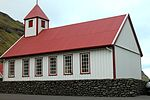 Church of Tjørnuvík, Faroe Islands.JPG