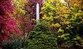 "Cincinnati – Spring Grove Cemetery & Arboretum ""Autumn Envelopes Obelisk"" (15553584639).jpg"