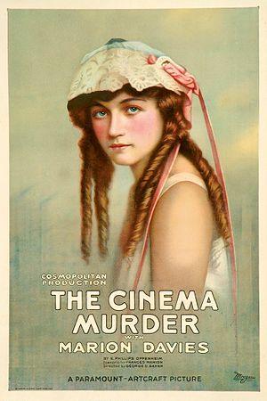 The Cinema Murder - Image: Cinema murder