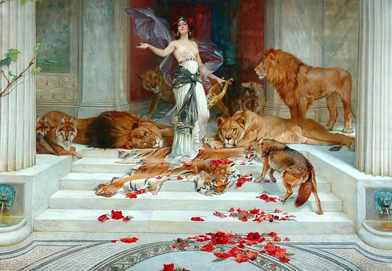 File:Circe by Wright Barker (1889).jpg