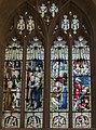 Cirencester, St John the Baptist church, Window (44360979475).jpg