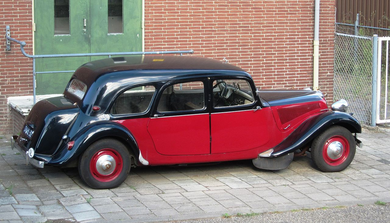 traction avant 1957 acheter