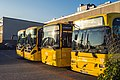 Citybus buses on Ruissalontie Turku.jpg