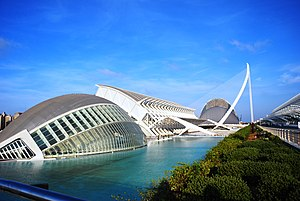 Smile (Doctor Who) - The City of Arts and Sciences in Valencia, Spain