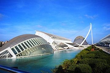 Ciudad de las Artes y las Ciencias, Valencia.jpg