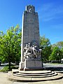 Civil War Soldiers and Sailors Memorial Benjamin Franklin Parkway south.jpg