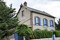 Clévilliers ancienne gare ligne Chartres Dreux Eure-et-Loir France.jpg