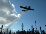 Cl 215 fighting the Pagami Creek Fire, 2011.png
