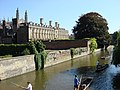 Clare College, Cambridge - geograph.org.uk - 547732.jpg