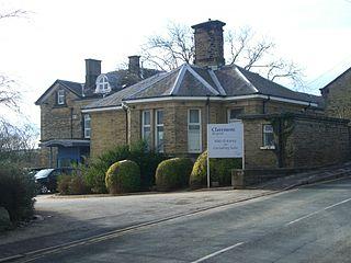 Claremont Hospital Hospital in Sheffield, England