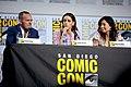 Clark Gregg, Chloe Bennet & Ming-Na Wen (48379006586).jpg