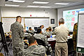 Classroom Activities, School of Advanced Military Studies, Fort Leavenworth, 2 November 2010.jpg