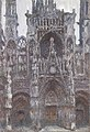 Claude Monet, The Portal of Rouen Cathedral, le Portal vu de face (cropped).jpg