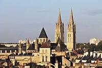 Clochers de Caen.JPG