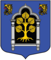 Coat of Arms of Konstantinovskoe (municipality in St Petersburg).png