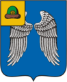 Coat of Arms of Mikhailovo rayon (Ryazan oblast).png