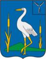 Coat of Arms of Romanovka rayon (Saratov oblast).png