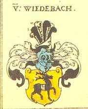 Coat of arms - Wiedebach (Meissen).jpg