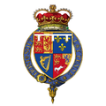 Coat of arms of George Augustus Frederick, Prince of Wales.png