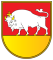 Coat of arms of Kaunas old1 (Lithuania).png