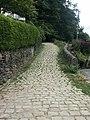 Cobbled bridleway, Birch Vale - geograph.org.uk - 221300.jpg