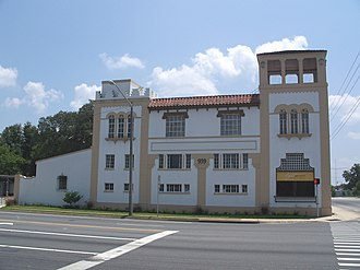 Coca-Cola Bottling Plant (Ocala, Florida) - Image: Cocacolaplantocala 4