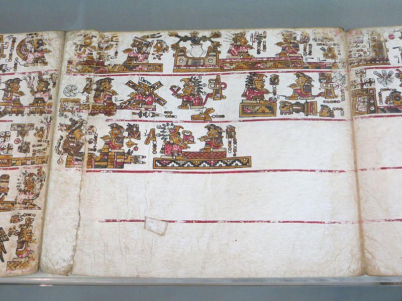 письменность Мезоамерики