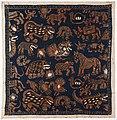 Collectie NMvWereldculturen, RV-847-100, Batikpatroon, 'Alas-alasan', voor 1891.jpg