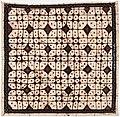 Collectie NMvWereldculturen, RV-847-75, Batikpatroon, 'Duda gamblok', voor 1891.jpg